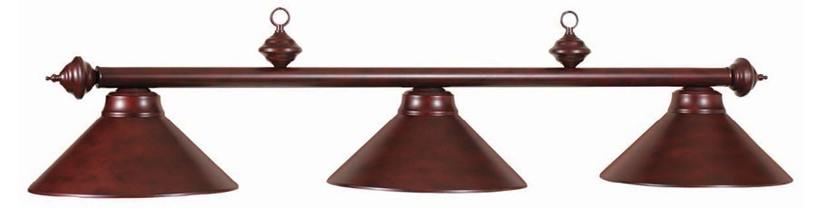 Majestic 3-Shade Walnut