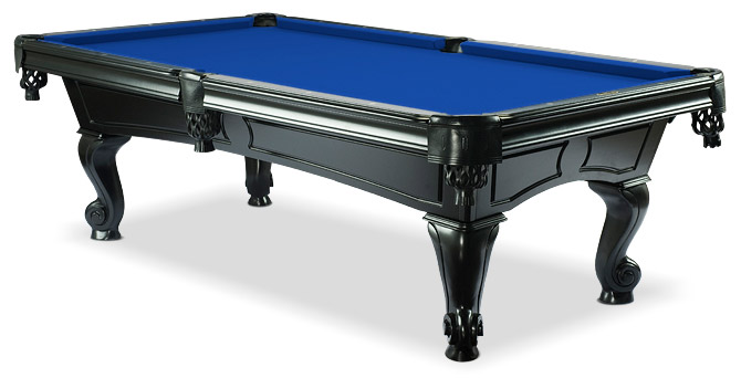 Order Your Dream Pool Table Now From The Largest Retailer In Canada - Navy blue pool table