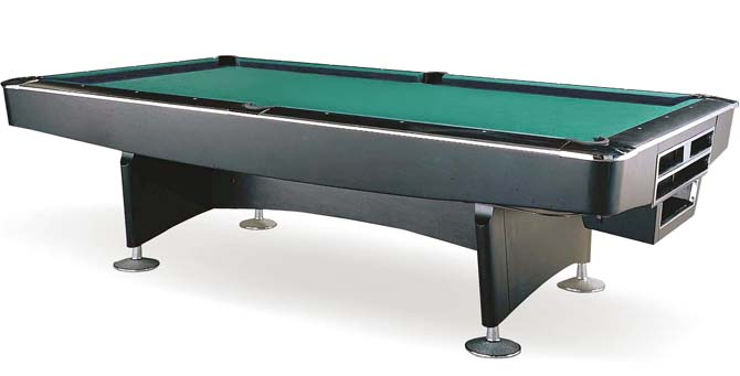 Majestic Royal Pool Table With Basic Green Felt ...