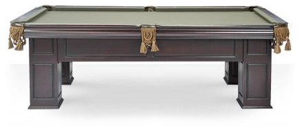 Frontenac Mahogany Pool Table