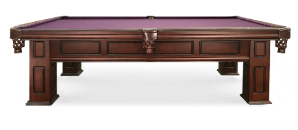 Frontenac Walnut Pool Table