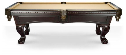 Picture of Pinnacle Mahogany Pool Table