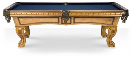 Pinnacle Oak Pool Table