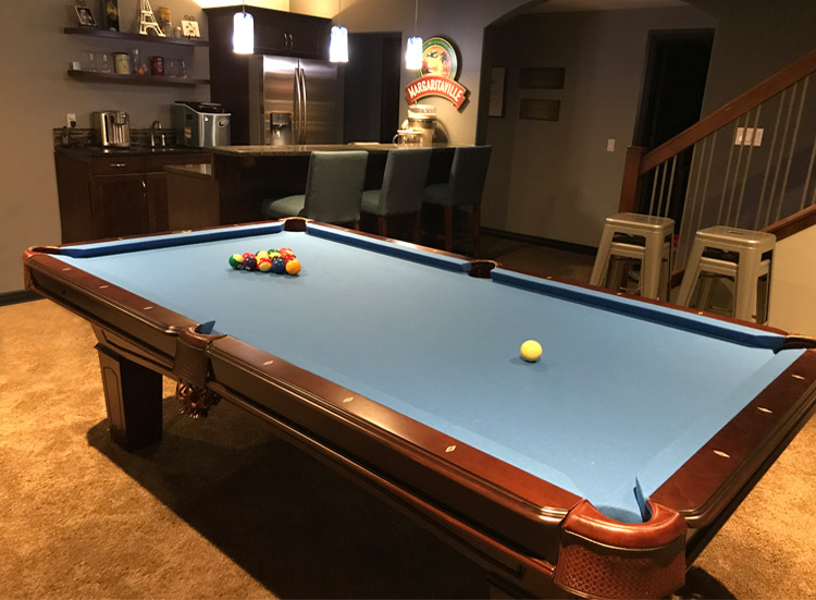 Majestic Ascot pool tables buy online customer testimonial
