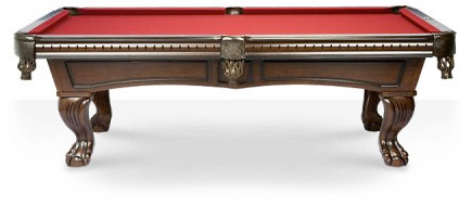 Picture of Pinnacle Walnut Pool Table